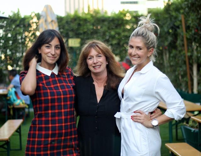 The ladies of Les Mechantes