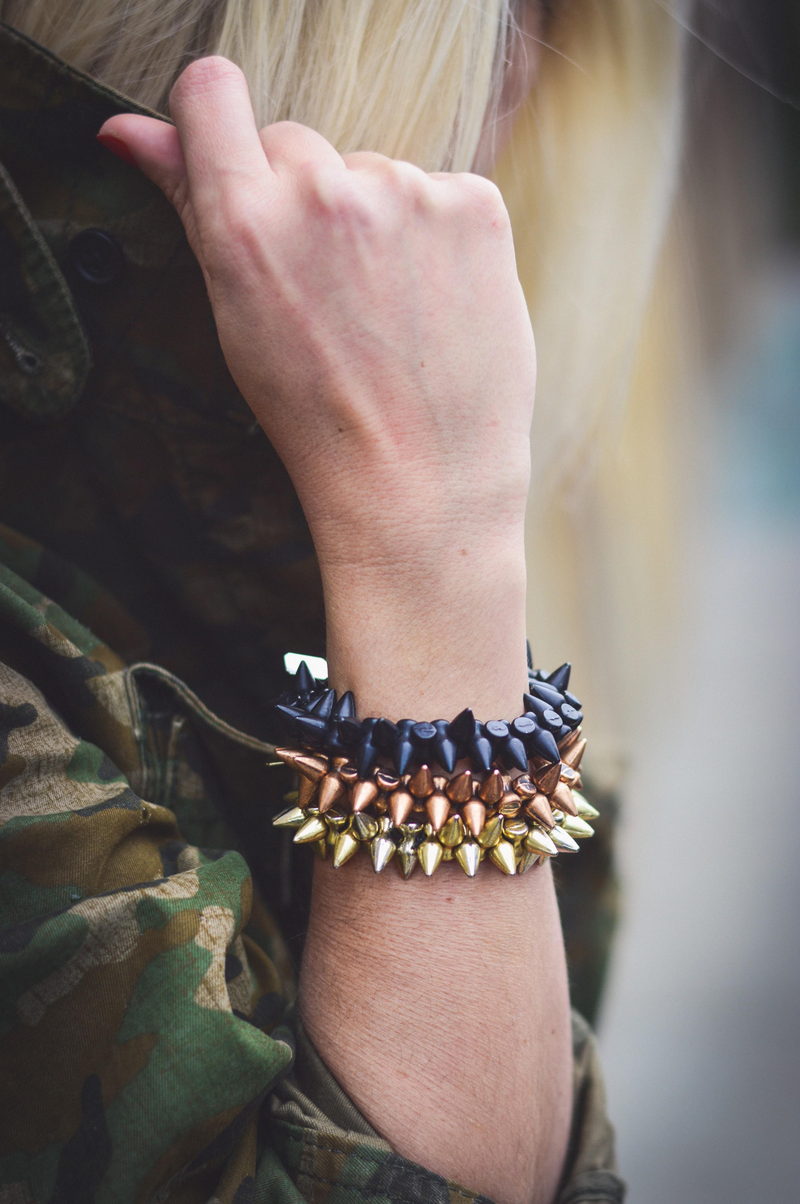 KatWalkSF - Bowser Bracelets