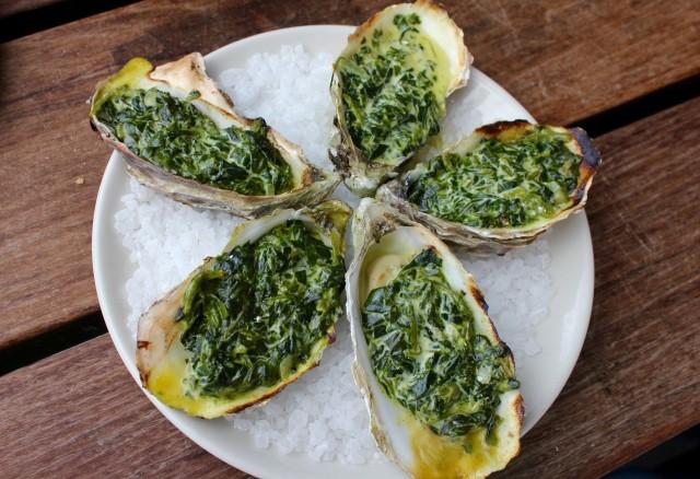 Hog Island - Oysters