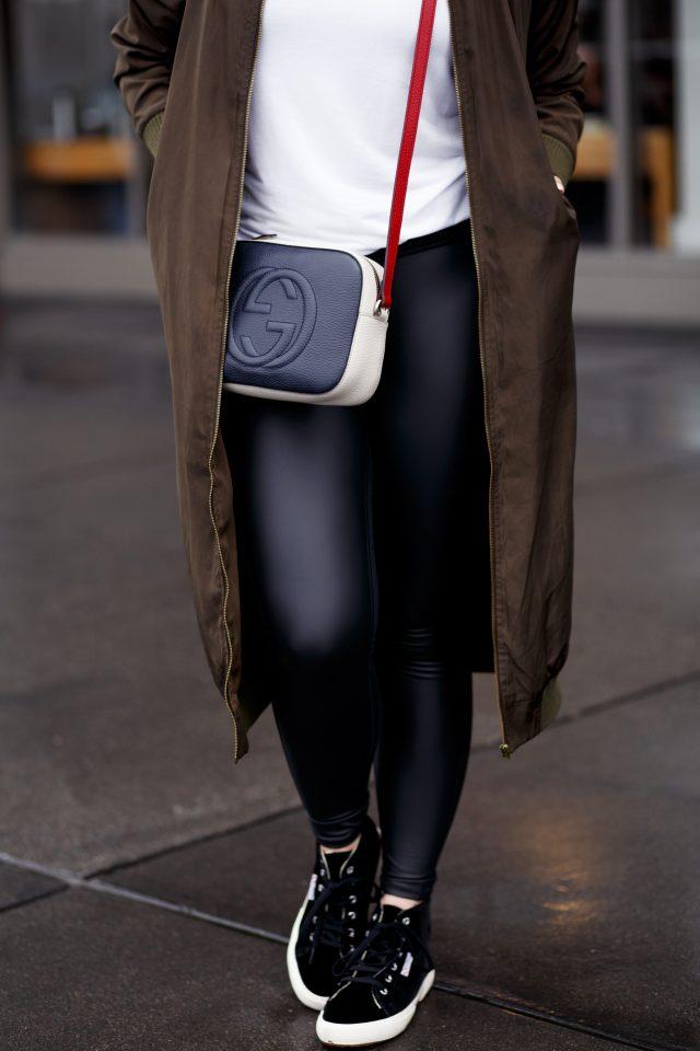 Gucci - Leather Soho Bag